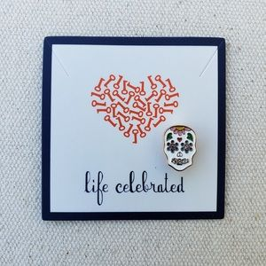 Keep Collective *Sugar Skull* Charm